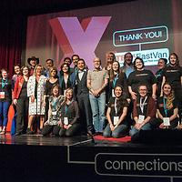 The volunteers that make it happen.