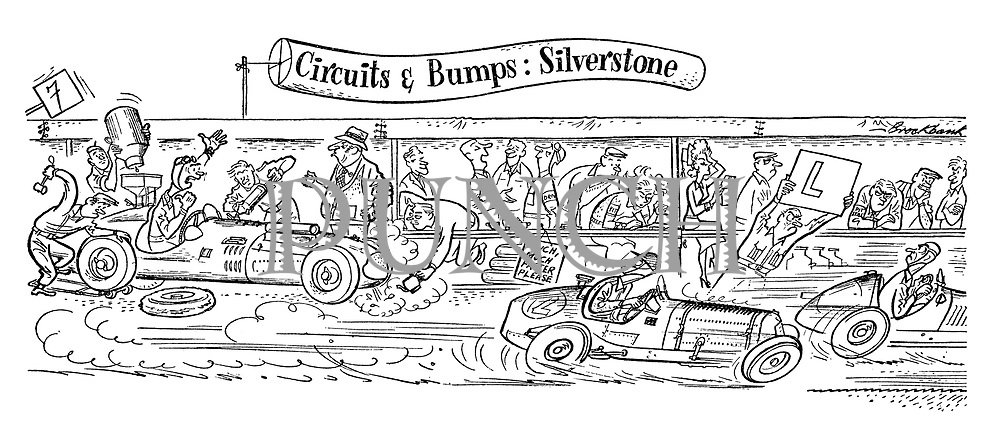 Circuits and Bumps: Silverstone