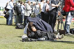 Photographer<br /> CHIO Aachen 2008<br /> Photo © Hippo Foto