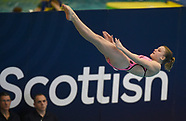 Scottish Diving Champs Sunday 2019
