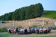 Saffron Fields Pre-IPNC dinner,Yamhill-Carlton AVA, Willamette Valley, Oregon