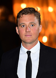 Michael Pearce attending the BFI Luminous Fundraising Gala held at the Guildhall, London. PRESS ASSOCIATION Photo. Picture date: Tuesday October 3, 2017. Photo credit should read: Ian West/PA Wire