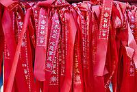 Chine, Province du Gansu, Zhangye, temple du Grand Bouddha // China, Gansu Province, Zhangye, the Great Buddha temple