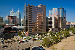 Texas Children's Hospital and the Texas Medical Center in Houston, Texas.