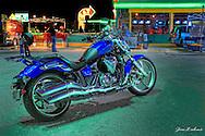 Yamaha had some great looking bikes on display at Quaker Steak's Bike Night.