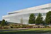 James B. Hunt Library, North Carolina State University   Raleigh, North Carolina   Architects: Snøhetta + Architect of Record: Clark Nexsen