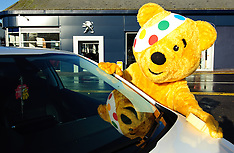 151107 - Peugeot Abacus Lincoln - Children in Need