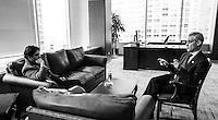 Mayor Rahm Emanuel meeting with Pepsico CEO Indra Nooyi