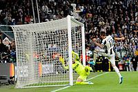 Gol Mario Mandzukic Juventus Goal Celebration <br /> Torino 09-05-2017 Juventus Stadium Football Calcio Champions League 2016/2017 semifinal Juventus - Monaco . Foto Filippo Alfero Insidefoto