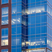 46 Penn new-build commercial property, Kansas City, Missouri at Country Club Plaza, 2020.