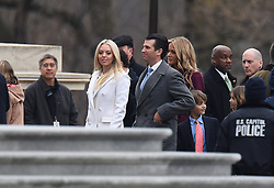 Tiffany Trump attends the 58th Presidential Inauguration. Trump being sworn in as the 45th president of the United States. January 20, 2017 in Washington, DC. Photo by Lionel Hahn/ABACAPRESS.COM