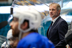 Ivo Jan, head coach of Slovenia during ice hockey match between Slovenia and Lithuania at IIHF World Championship DIV. I Group A Kazakhstan 2019, on May 5, 2019 in Barys Arena, Nur-Sultan, Kazakhstan. Photo by Matic Klansek Velej / Sportida