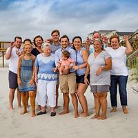 Leslie Family Reunion, Garden City SC 2017