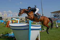 Bengtsson Rolf Göran, SWE, Mac Kinley<br /> Olympic Games Athens 2004<br /> © Hippo Foto - Dirk Caremans<br /> 23/08/2004