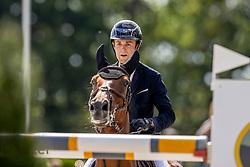 Thomas Gilles, BEL, Konak<br /> Belgisch Kampioenschap Jumping  <br /> Lanaken 2020<br /> © Hippo Foto - Dirk Caremans<br /> 05/09/2020