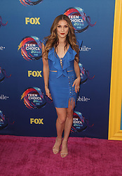 FOX's Teen Choice Awards 2018 at The Forum in Inglewood. California on August 12, 2018. CAP/MPIFS ©MPIFS/Capital Pictures. 12 Aug 2018 Pictured: Allison Holker. Photo credit: MPIFS/Capital Pictures / MEGA TheMegaAgency.com +1 888 505 6342