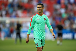 File photo dated 06-07-2016 of Portugal's Cristiano Ronaldo