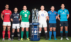 2016-01-27 RBS Six Nations Rugby Tournament launches in London
