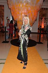 VIRGINIA BATES at the Veuve Clicquot Business Woman Award 2016 held at Claridge's Hotel, Brook Street, London on 9th May 2016.