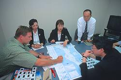 J. NIchols Meeting With Group About Yakushima Trip