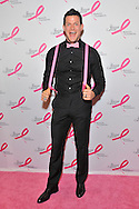 Steve Weatherford attend The Breast Cancer Pink Party at the Waldorf Astoria, on April 17, 2013 in New York City.