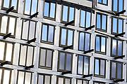 Appartementen in aanbouw - Apartment building under contruction