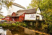 The old Bucks County Playhouse, New Hope, Pennsylvania, USA