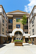 Pralle-Sodaro Residence Hall on Campus of Chapman University