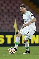 Daniel Caligiuri Wolfsburg, <br /> Napoli 23-04-2015 Stadio San Paolo <br /> Football Calcio UEFA Europa League Quarter-finals, second len. Napoli - Wolfsburg.<br /> Foto Cesare Purini / Insidefoto