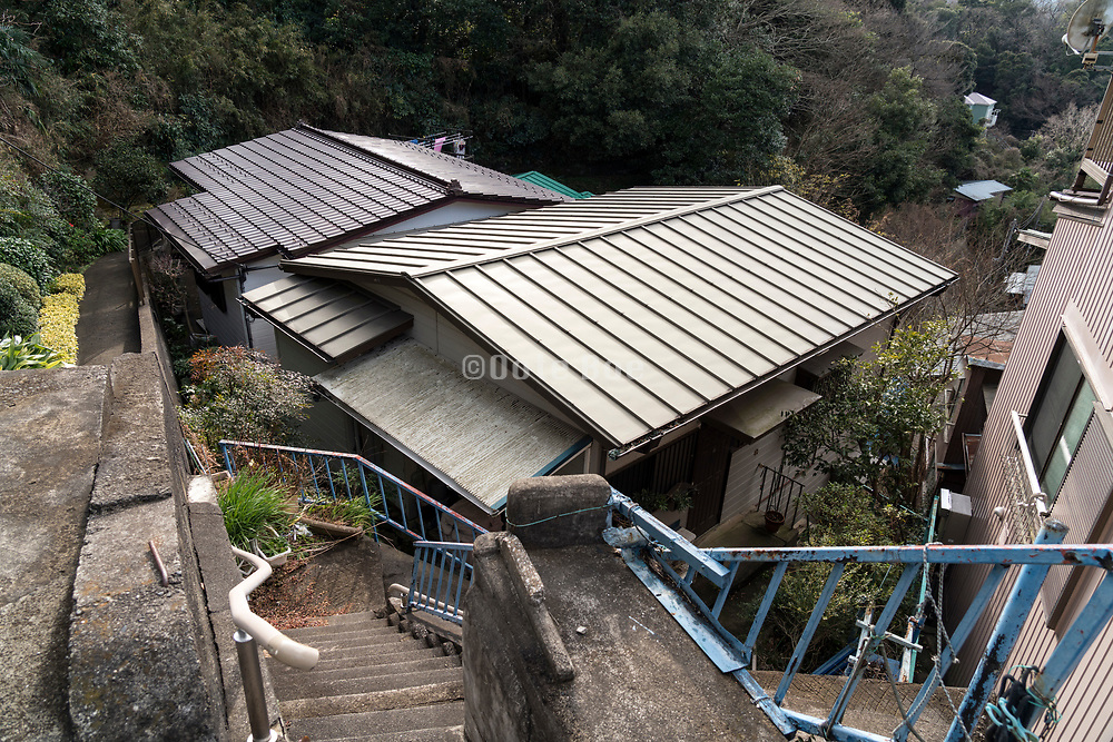rsidential housing Japan yokosuka