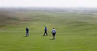 SANDWICH (GB) - Shore hole 9The Prince's Golf Club. COPYRIGHT KOEN SUYK