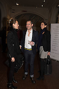 ELAN GENTRY; LISA IMMORDINO, Pace London presents The Calder Prize 2005-2015, Burlington Gardens, London.  Thursday 11 February 2016,