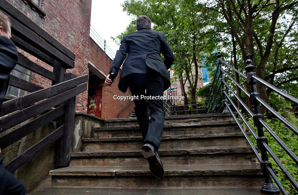 Statsminister Jens Stoltenberg. Fotodokument 2009...Foto: Daniel Sannum Lauten