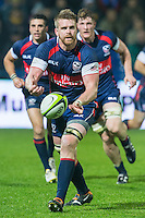 Matthew Trouville of USA during their  rugby test match between Romania and USA, on National Stadium Arc de Triomphe in Bucharest, November 8, 2014.  Romania lose the match against USA, final score 17-27.