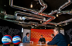 General manager Nevobo Guido Davio during the talk show of the Dutch volleyball association. The association wants to start a professionalization process with which they want to strengthen recreational sport in the coming years on March 8, 2021 in Utrecht