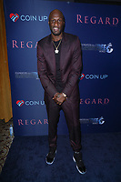 Lamar Odom at Regard Cares Celebrates Fall Issue Featuring Marisol Nichols held at Palihouse West Hollywood on October 02, 2019 in West Hollywood, California, United States (Photo by © L. Voss/VipEventPhotography.com)