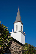 Mokuaikaua Church, Kailua-Kona, Island of Hawaii