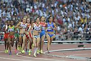 Olympic Stadium, Stratford, London, United Kingdom<br /> <br /> Description:<br /> <br /> 2012 London Olympic, Athletics, <br /> . <br /> <br /> 20:14:34  Friday  10/08/2012 [Mandatory Credit: Peter Spurrier/Intersport Images]