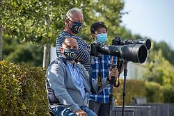 Van den Bulck Peter, Van Loo Kris, Tomita Houhou<br /> Belgisch Kampioenschap Jeugd Azelhof - Lier 2020<br /> © Hippo Foto - Dirk Caremans<br /> 02/08/2020