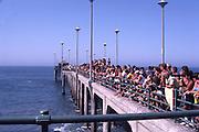 Vintage Photo Of The OP Pro Huntington Beach 1982