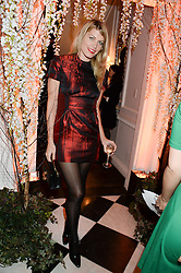 MEREDITH OSTROM at the launch of Gordon's 'Ten Green Bottles' by Temperley London held at Temperley London Flagship, 27 Bruton Street, London on 6th November 2013.