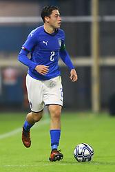 DAVIDE CALABRIA<br /> CALCIO AMICHEVOLE ITALIA - MAROCCO U21