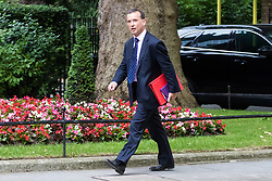 London, June 27th 2017. Welsh Secretary Alun Cairns attends the weekly UK cabinet meeting at 10 Downing Street in London.