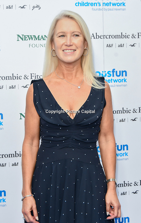 Clea Newman Arrivers at Special gala in honour of SeriousFun Children's Network, the charity  started by actor and philanthropist Paul Newman at The Roundhouse, on 6 November 2018, London, UK.