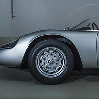 Porsche 718 W-RS Spyder (1961), chassis 047, Grossmutter, Porsche Museum, Stuttgart, Germany, May 2019