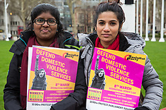 2019-03-08 IWD 2019: Stop Cuts to Domestic Violence Services