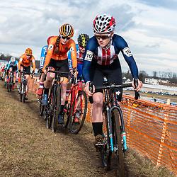 20190201: UCI CX Worlds : Dübendorf: Cassidy Hickey