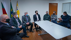 A coligação do PL, PSL e PSDB indica que o  candidato a vice-prefeito de Nelson Marchezan Junior será o advogado Gustavo Tanger Jardim. FOTO: Jefferson Bernardes/ Agência Preview