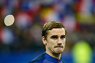 France's Antoine Griezmann prior to the International Friendly Game football match between France and Colombia on march 23, 2018 at Stade de France in Saint-Denis, France - Photo Geoffroy Van Der Hasselt / ProSportsImages / DPPI during the International Friendly Game football match between France and Colombia on march 23, 2018 at Stade de France in Saint-Denis, France - Photo Geoffroy Van Der Hasselt / ProSportsImages / DPPI