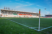 The Racecourse ground, home of Wrexham FC during the Vanarama National League match between Wrexham FC and Forest Green Rovers at the Racecourse Ground, Wrexham, United Kingdom on 26 November 2016. Photo by Shane Healey.